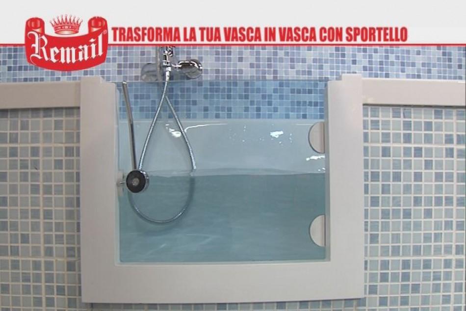 Vasche Da Bagno Remail Prezzi : Vasca sportello laterale archives vasca sportello laterale